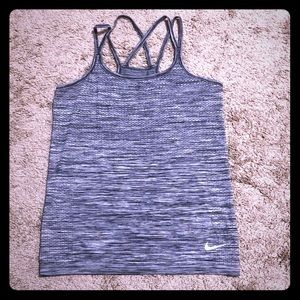 Nike dri-fit small tank top